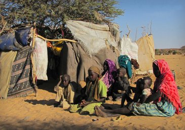 The genocide in Darfur has claimed the lives of hundreds of thousands and millions of people chased from their homes ...