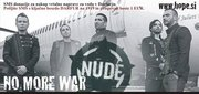 "The Band NUDE resleased its single ""No more war"" in support of Darfur"