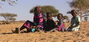 Darfur's violence displaces 70,000 people in six months
