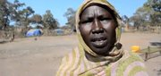 Halima Kega tells her displacement story from Nuba to South Sudan