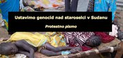 Let Us Stop the Genocide of Indigenous People in Sudan
